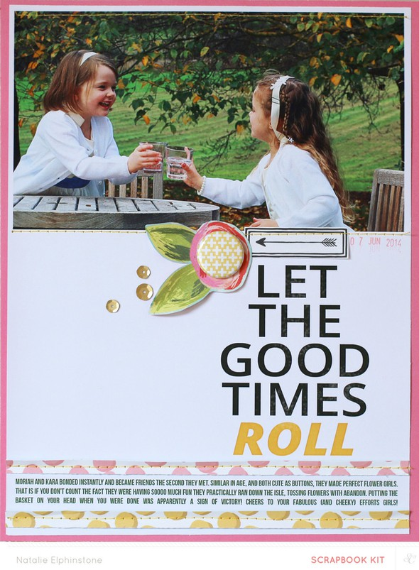 Good times roll