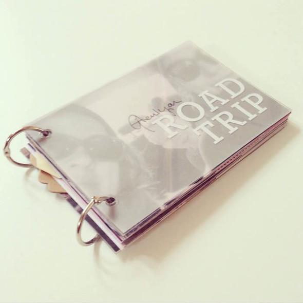 Glenlyon road trip mini book by mama finch 1 original