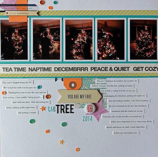 The tree by jennifer larson