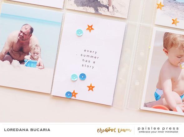 Paislee summervibes 6x8summer2016minialbum det2 byloredanabucaria original