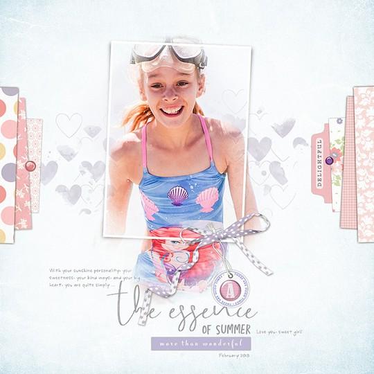 Summertime ssl for linda 700 original