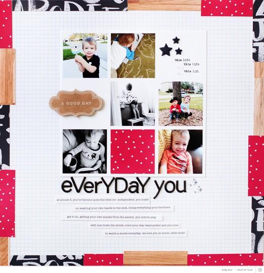 Everydayyou kn original