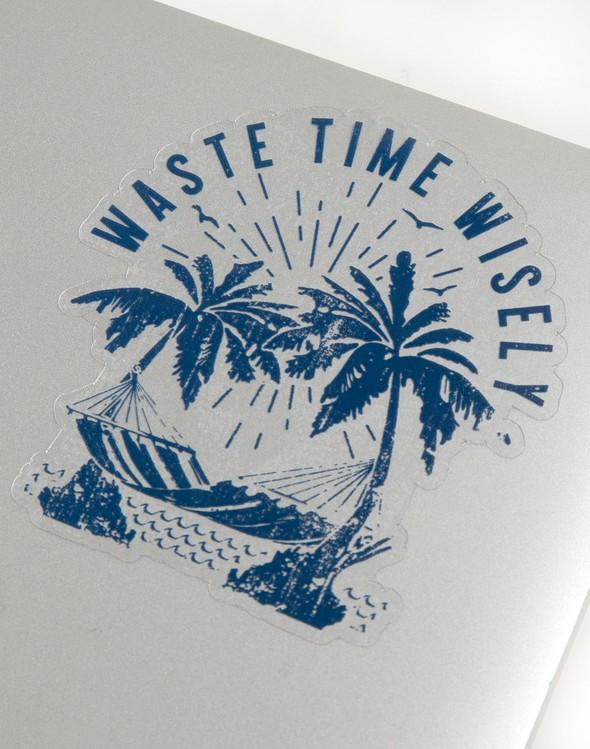 138406 wastetimewiselysticker slider3 original