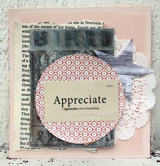 Appreciate 1