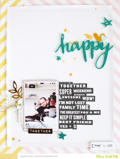 Happy scatteredconfetti scrapbooking layout citrustwistkits november cratepaper 1 original