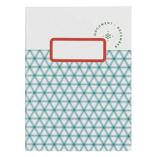 Picture of December Daily® 2021 6x8 Holiday Traveler's Notebook by In A Creative Bubble