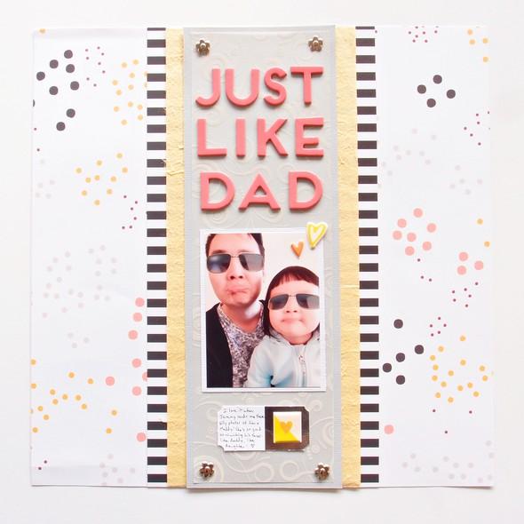 Just like dad 01 original