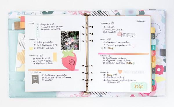 Planner week 6 marivi original