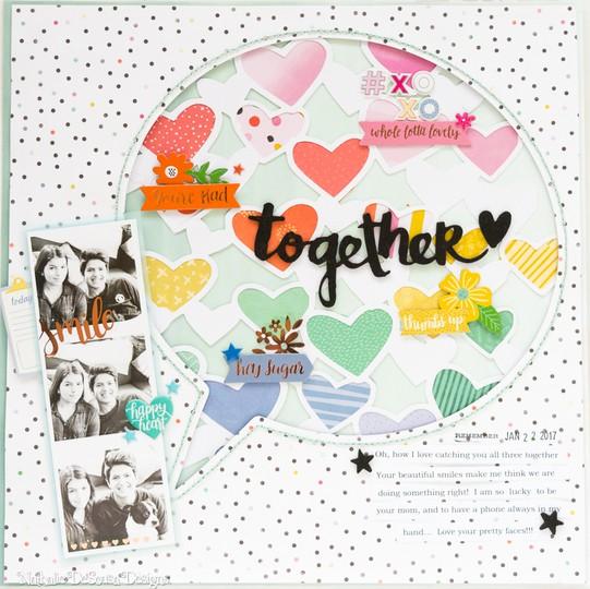 Sn together nd 2 original