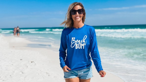 152356 beach bum long sleeve sun shirt women royal slider2 original