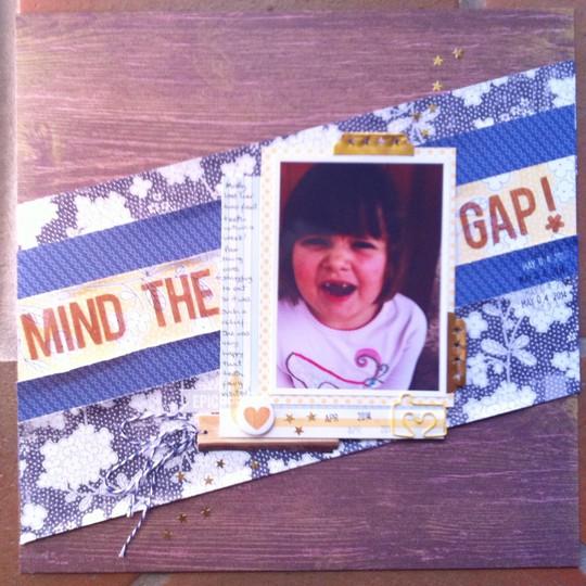 Mind the gap nsd
