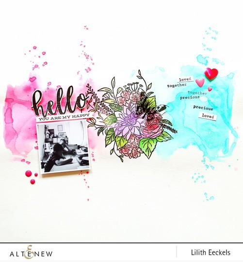 Altenew myfamily bloomingbouquet lilitheeckels1 original