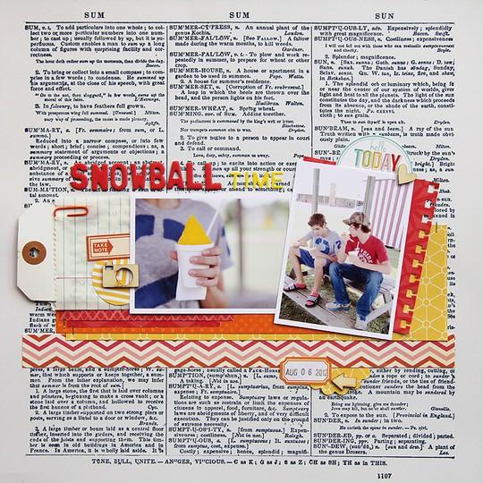 Debduty snowballtime