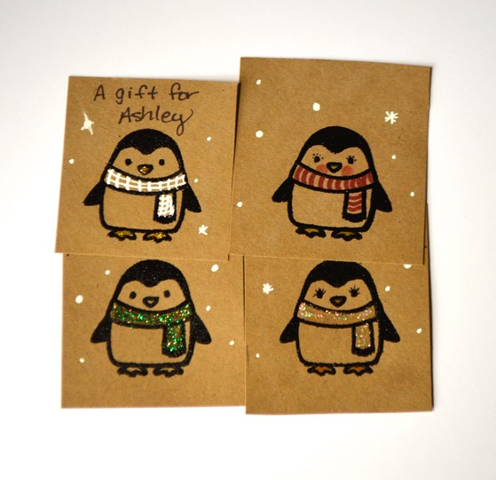 Penguin tags original