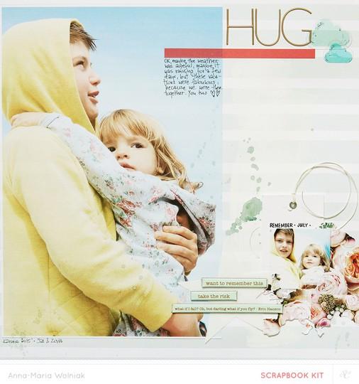 Hug original