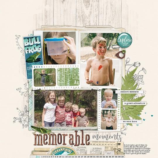Memorable moments original