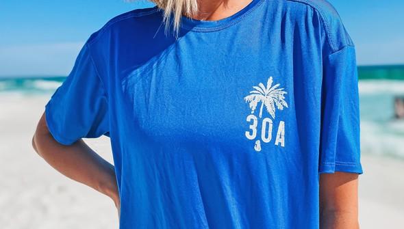 152367 waste time wisely short sleeve sun shirt women royal slider3 %25281%2529 original