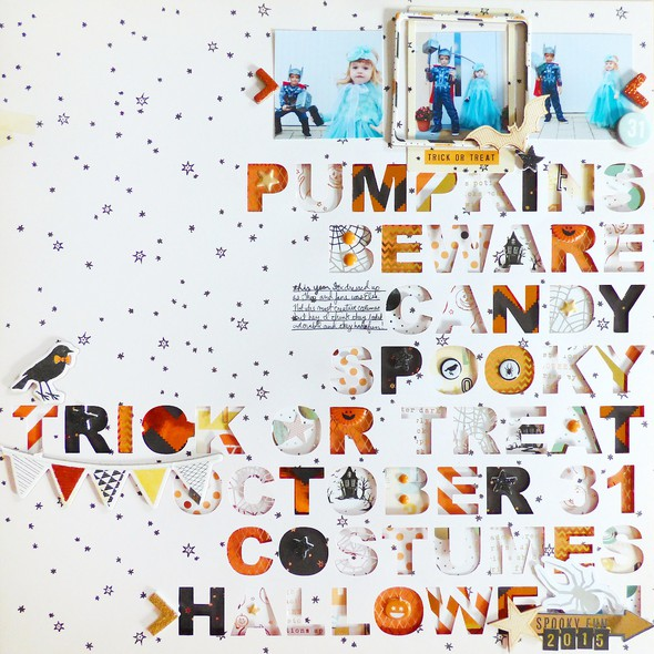 Halloween 2014 by paige evans original