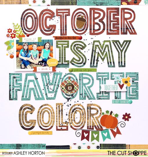 October is my fav color original