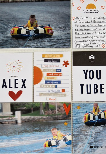 Alex tubing documenter spreaduploadable original